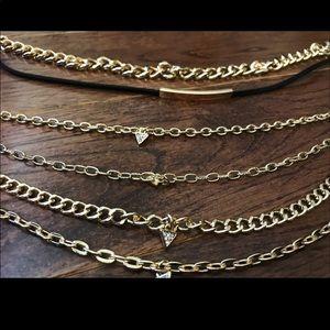 Jewelry - Set of 2 chokers